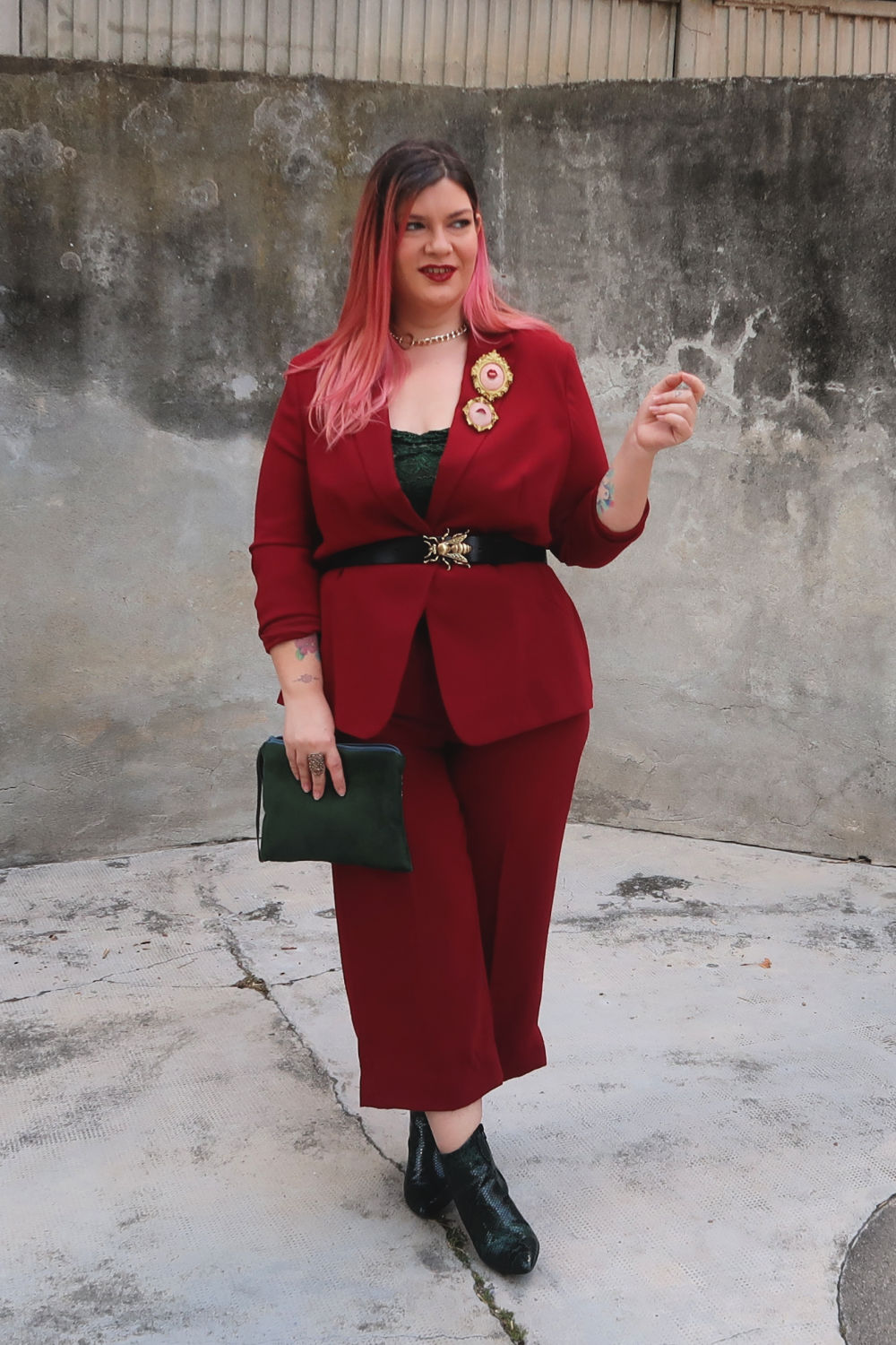 outfit curvy plus size completo gerry weber (10)