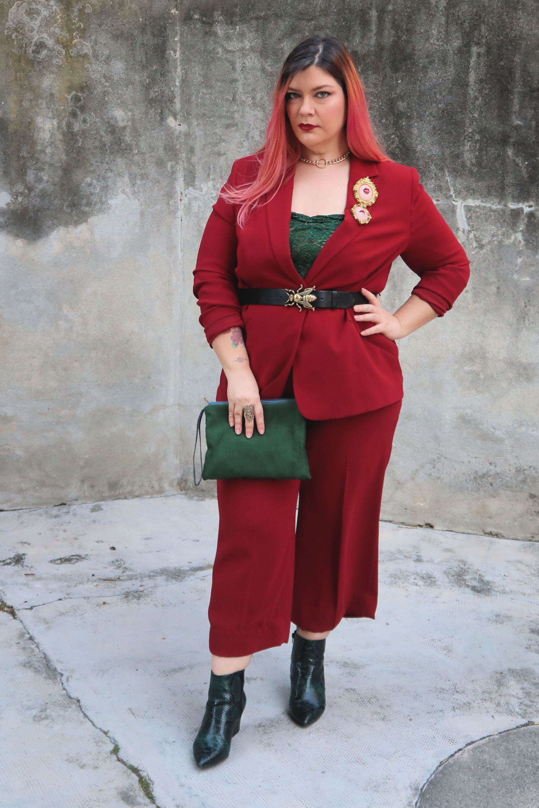 outfit curvy plus size completo gerry weber (4)
