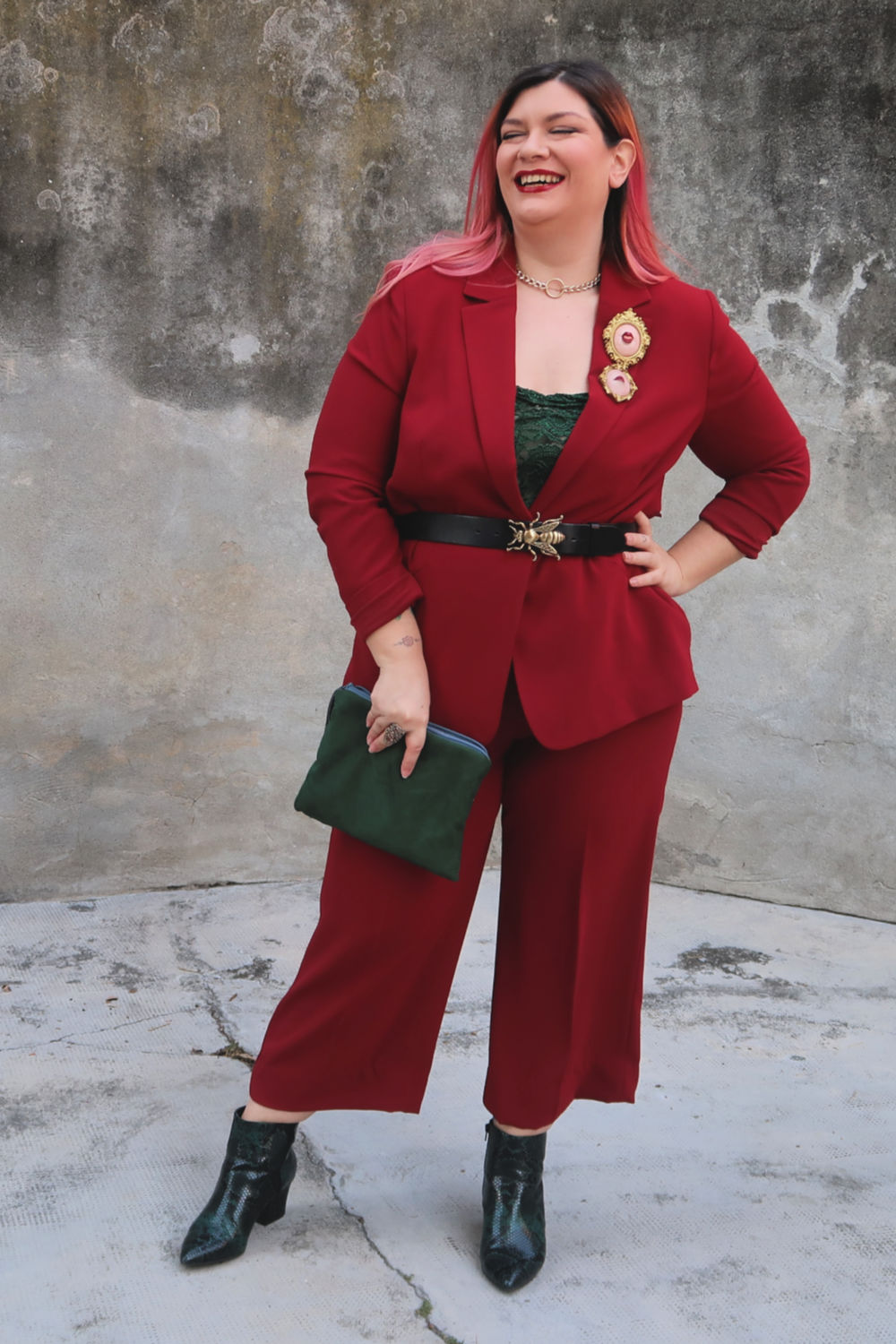 outfit curvy plus size completo gerry weber (3)