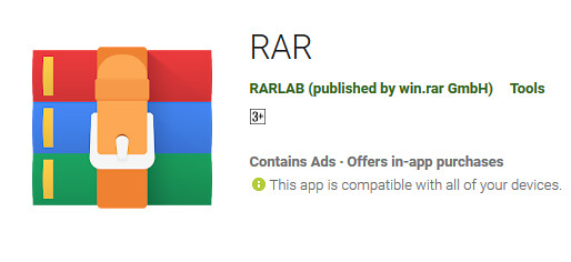 How To Extract Rar Zip Or Tgz Files On An Android Phone