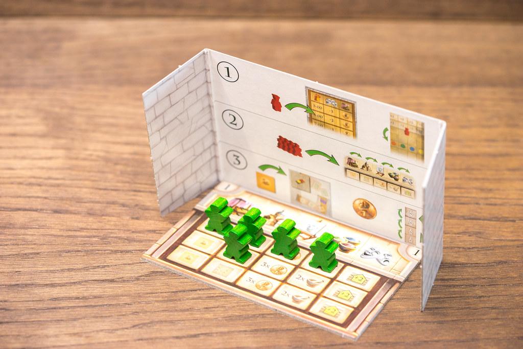 fresco boardgame juego