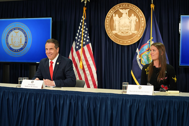 Governor Cuomo Holds Briefing on COVID-19 Response - 5/5
