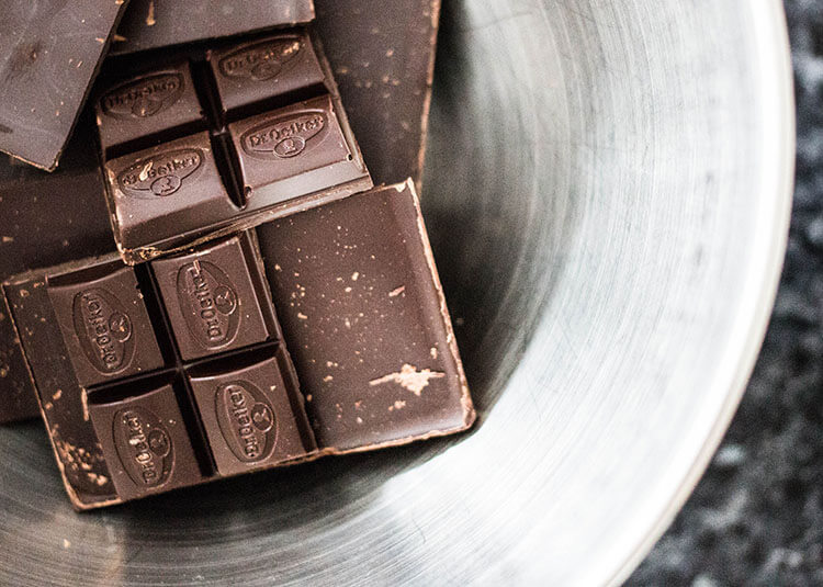 Dark Chocolate is a much healthier choice