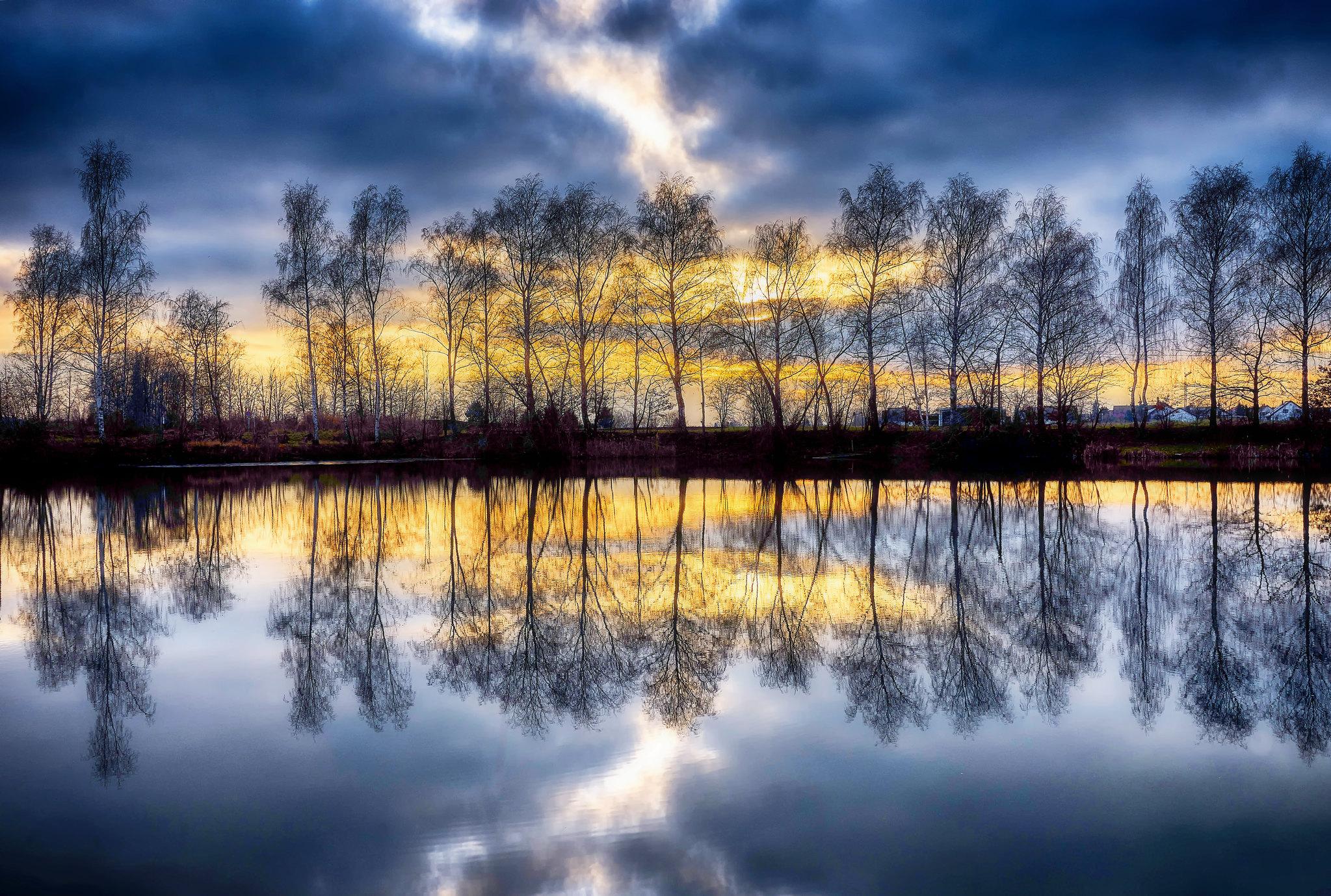 Cloudburst (Wolkenbruch)