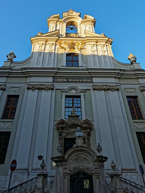 Church of Transfiguration of Christ ( Krakow Old Town) Panasonic LX100 ( DxO Edited)