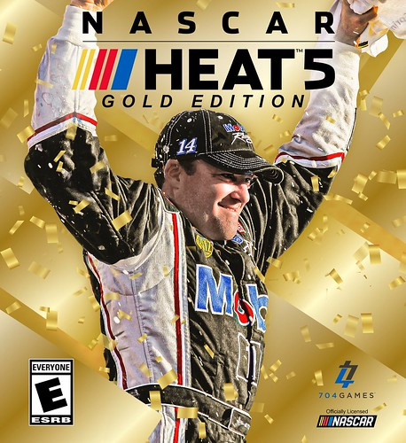 NASCAR Heat 5 - Tony Steward