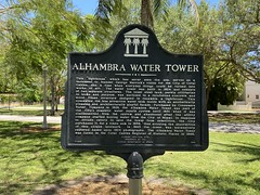 Alhambra Water Tower Coral Gables 1924