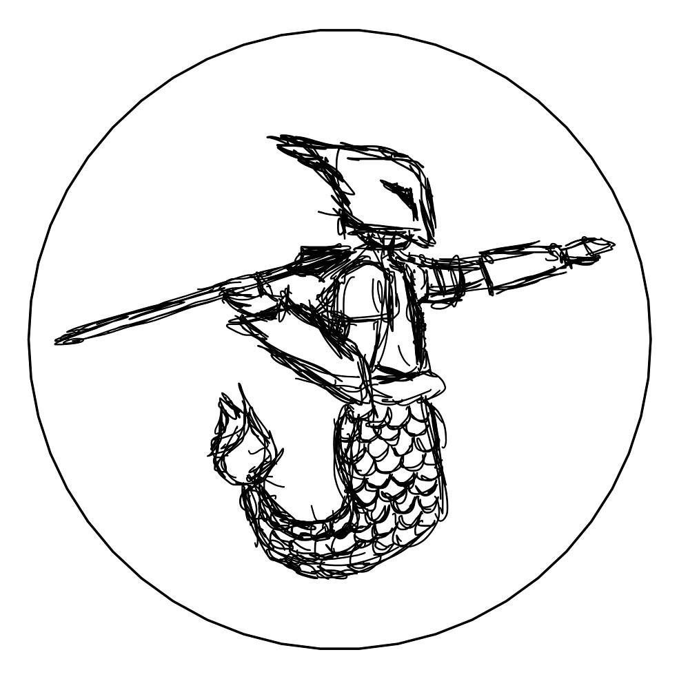 Mermay 2020 #2 Warrior