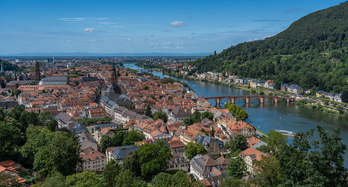Heidelberg - View from the Castle
