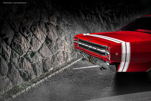 1968 Dodge Dart GTS - Shot 15