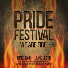 Pride Festival 2020 Countdown has started...