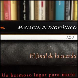 Magacín radiofónico en estado de alarma 5.5.20 #yomequedoencasa #frenarlacurva #haikusdestanteria #quedateencasa