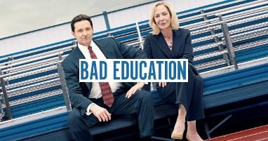 Where was Bad Education filmed