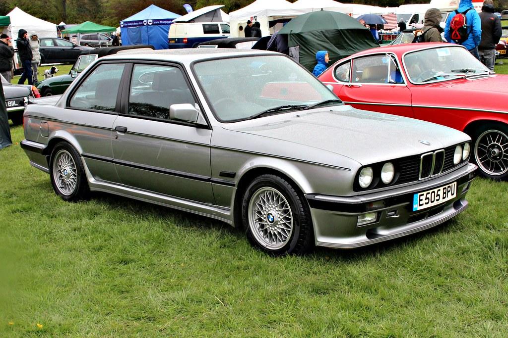 023 Bmw E30 325i Sport 1987 E 505 Bpu Bmw 3251 Sport E Flickr