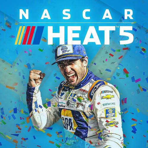 NASCAR Heat 5 - Chase Elliott