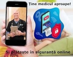 CONSULTATII MEDICALE LA DISTANTA, Telefon; Whatsapp, eMail, Webex, Skype, Zoom
