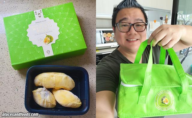hernan food durian