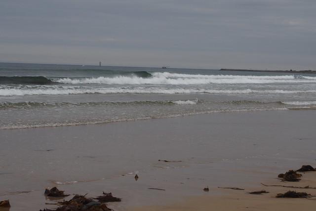 The coast near Fraserburgh
