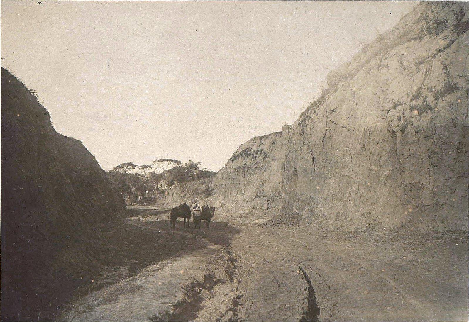 1898. По дороге из Порт-Артура в Талиенван