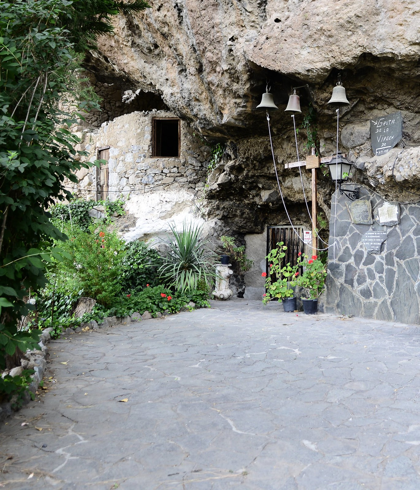 BIC Barranco Hondo de Abajo - Paisaje Cultural Patrimonio de la Humanidad Unesco