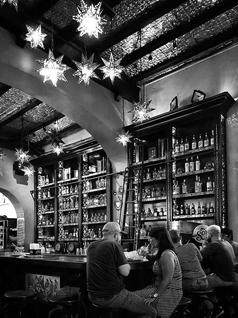 Greengo's bar in Old San Juan...