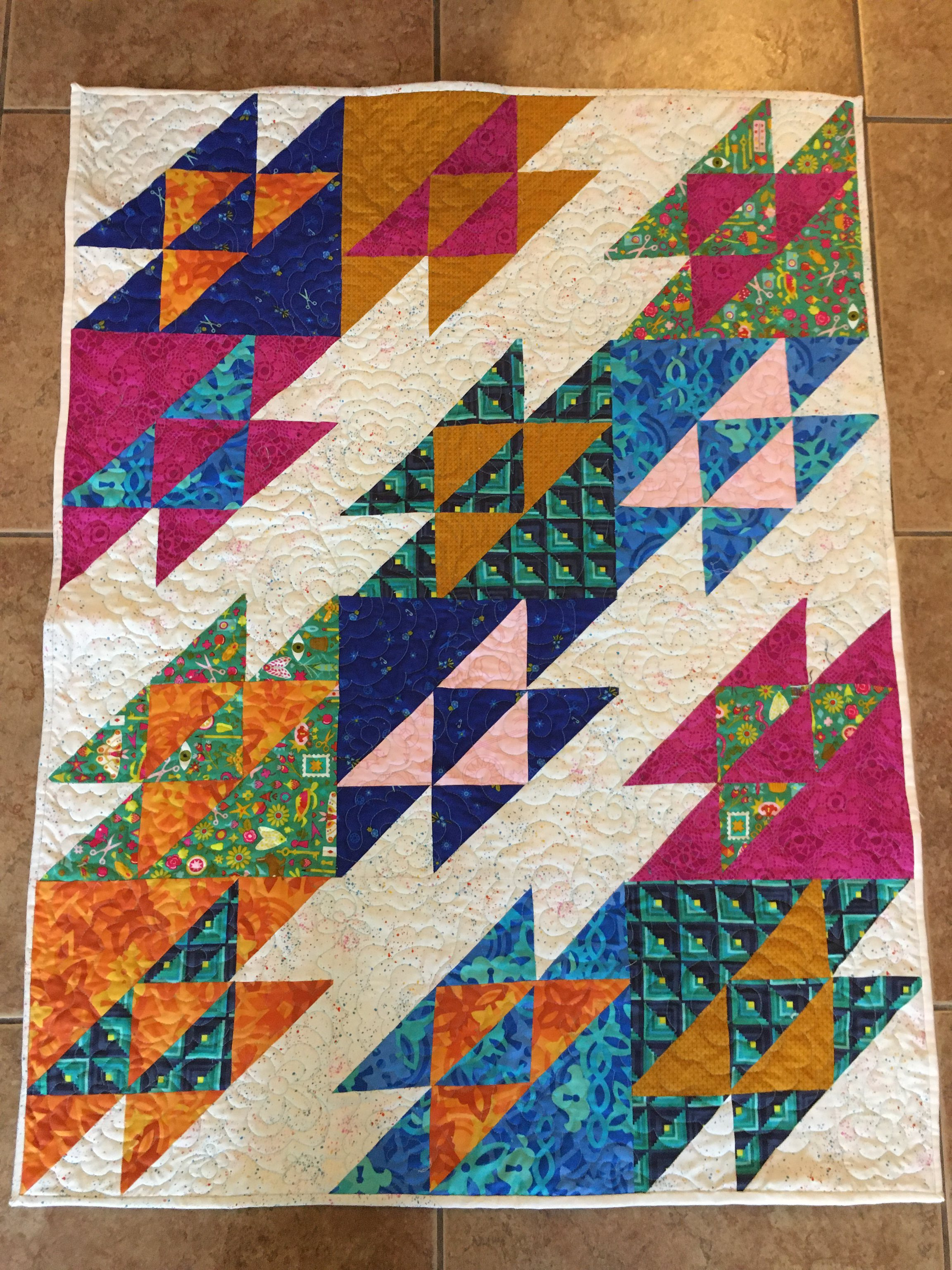 Patti's Georgie Quilt