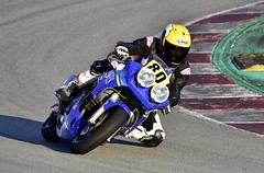 Yamaha FZ 750 / Jan GARCIA / ESP / Furugus Classic Racing 3