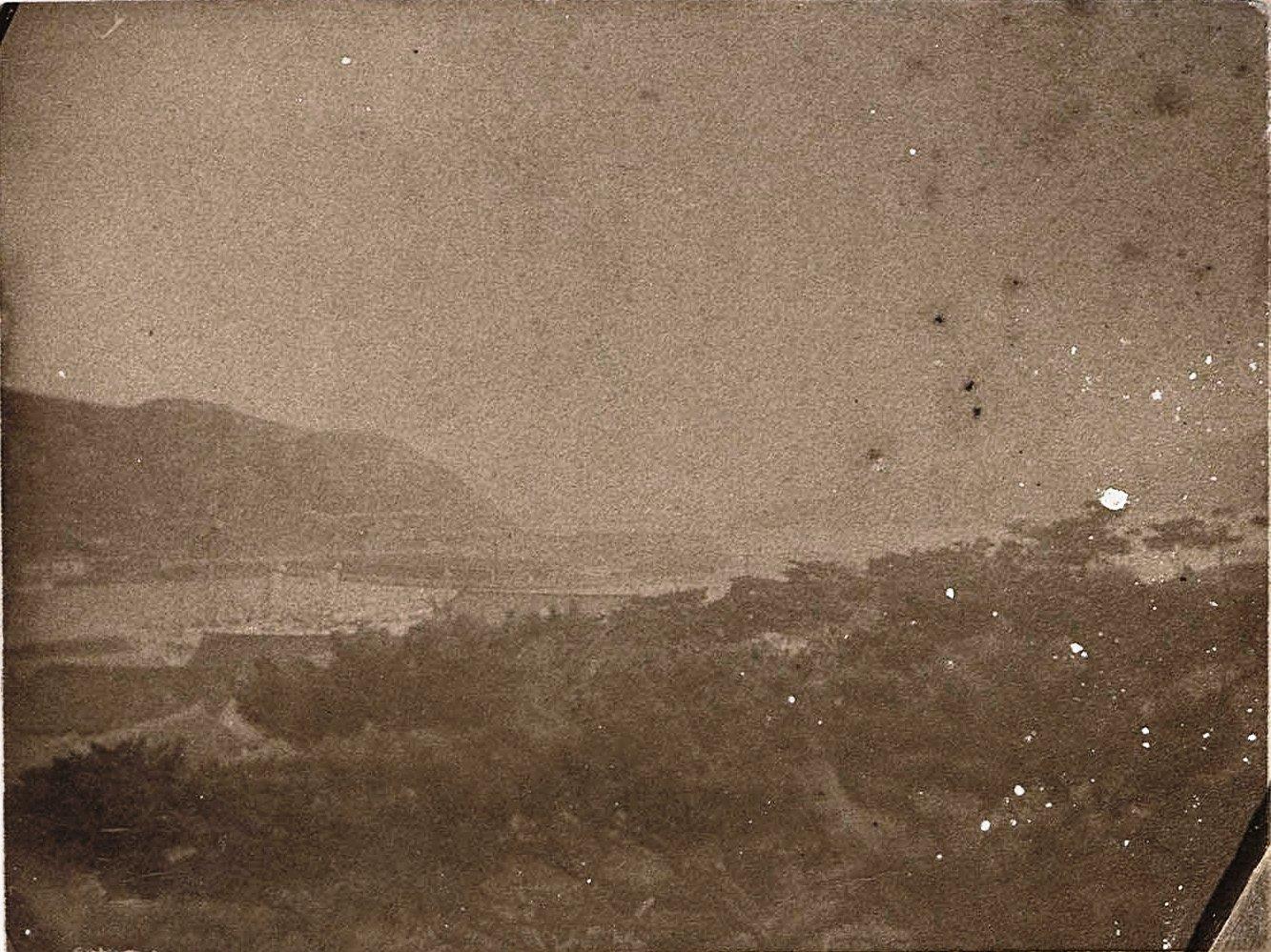 1898. Порт-Артур. Вид на бухту