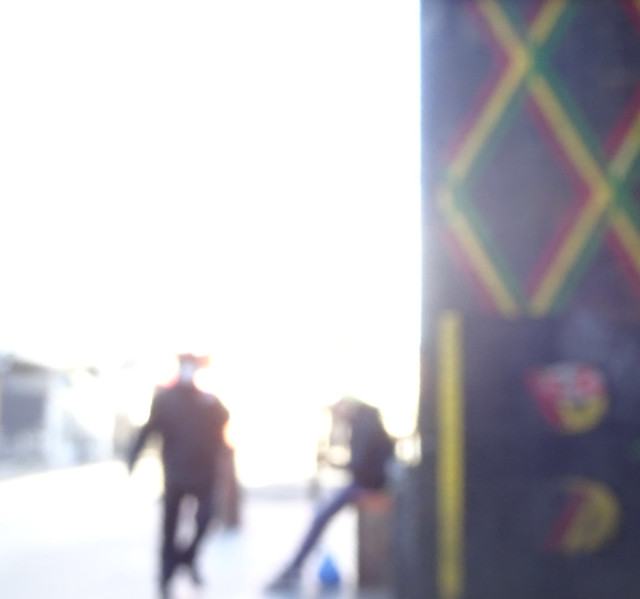 Things Are Far From Clear - Covid19 Photo Moments - London Lockdown DSC08349