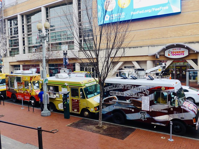 Food vendors, Washington, DC