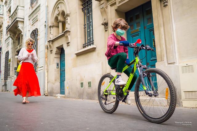 Street - Covid Bike
