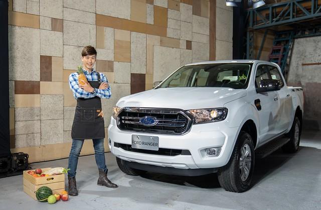【圖四】New Ford Ranger全能型,在110萬級距提供消費者硬底子與好配備兼具的高性價比全功能皮卡