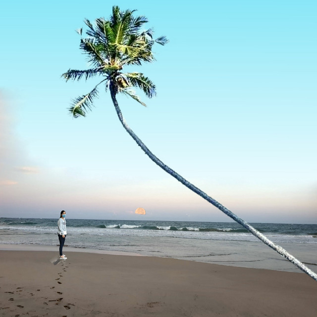 Beach under Covid-19