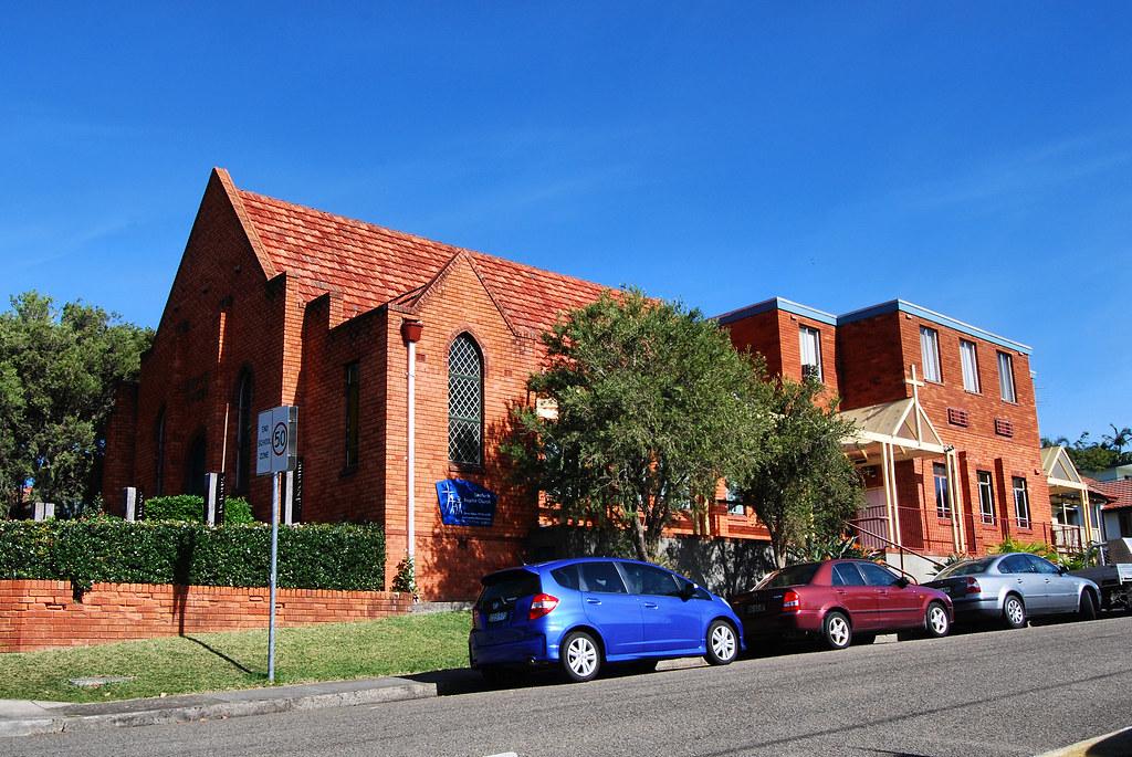 Seaforth Baptist Church, Seaforth, Sydney, NSW.