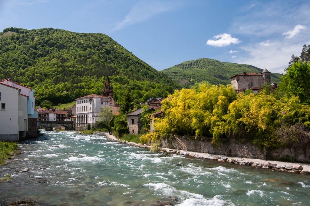 Seix (Ariège) | Les pluies de la semaine passée ont cessé. L… | Flickr