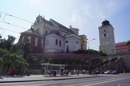 dzwonnica kościoła św. anny za dnia (3)