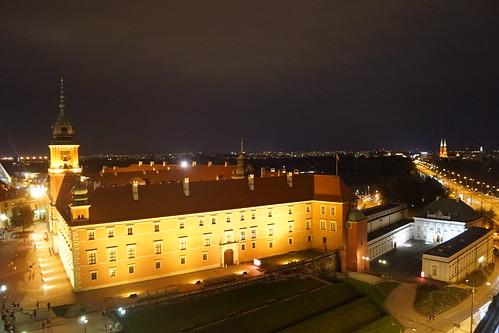 dzwonnica kościoła św. anny wieczorem (6)