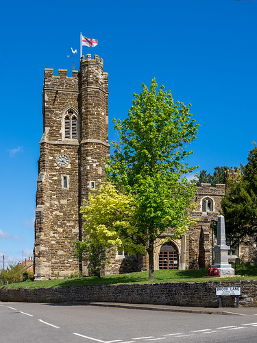 bedfordshire church flitton