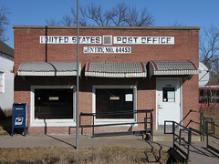 Post Office - Gentry, MO