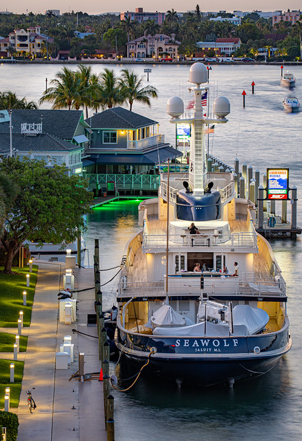 Seawolf Expedition Yacht - Fort Lauderdale