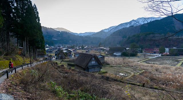 Shirakawa-go View