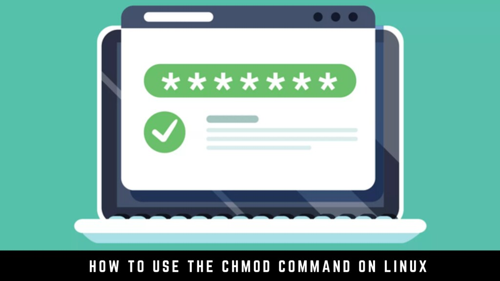 How to use the chmod command on Linux
