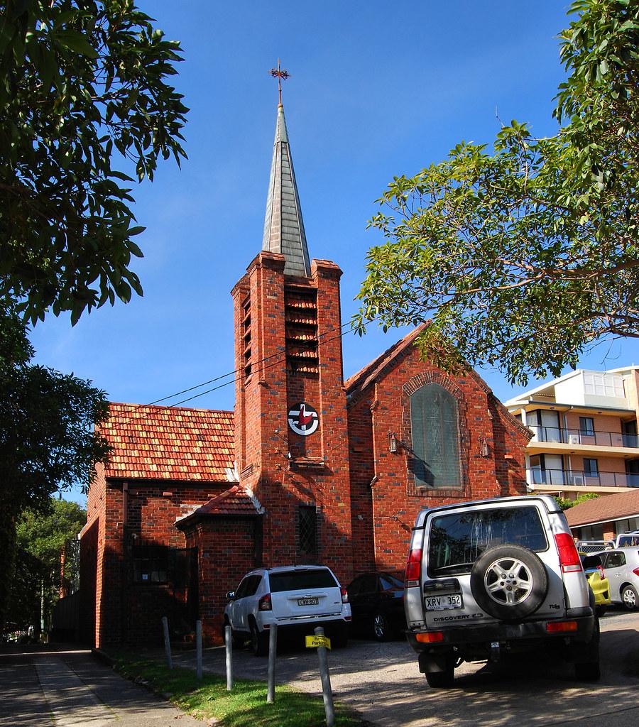 Balgowlah Uniting Church, Balgowlah, Sydney, NSW.