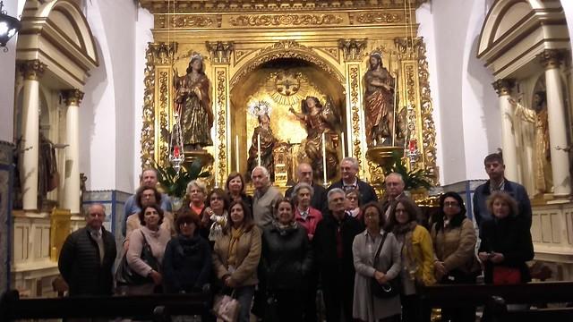 Visita San José del Carmen y Convento de la Encarnación