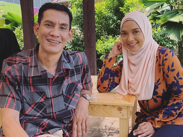 gandingan Vanidah Imran dan Faizal Hussein dalam Nurul Najwa