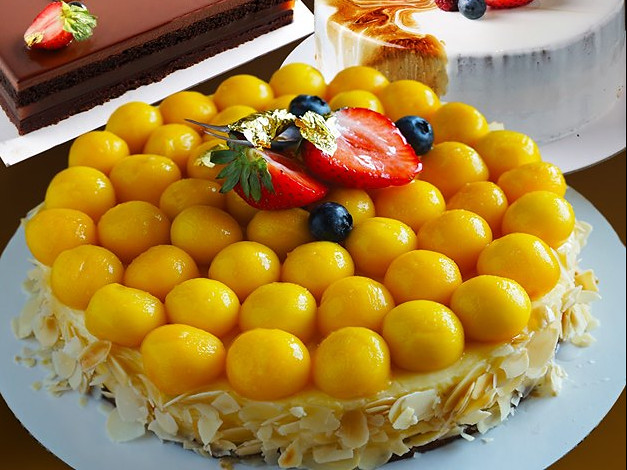 Manila Hotel Cakes Available for Delivery for Mother's Day