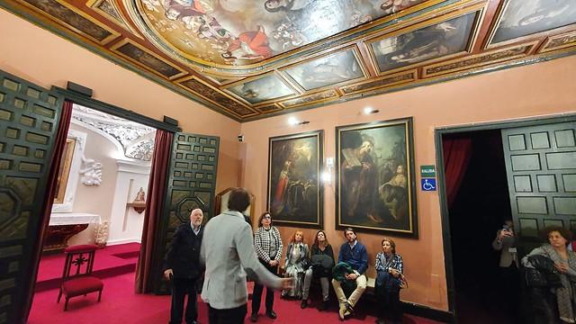 Visita Palacio Arzobispal
