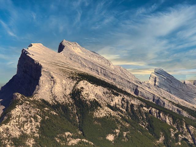 Mount Rundle - Alberta Canada