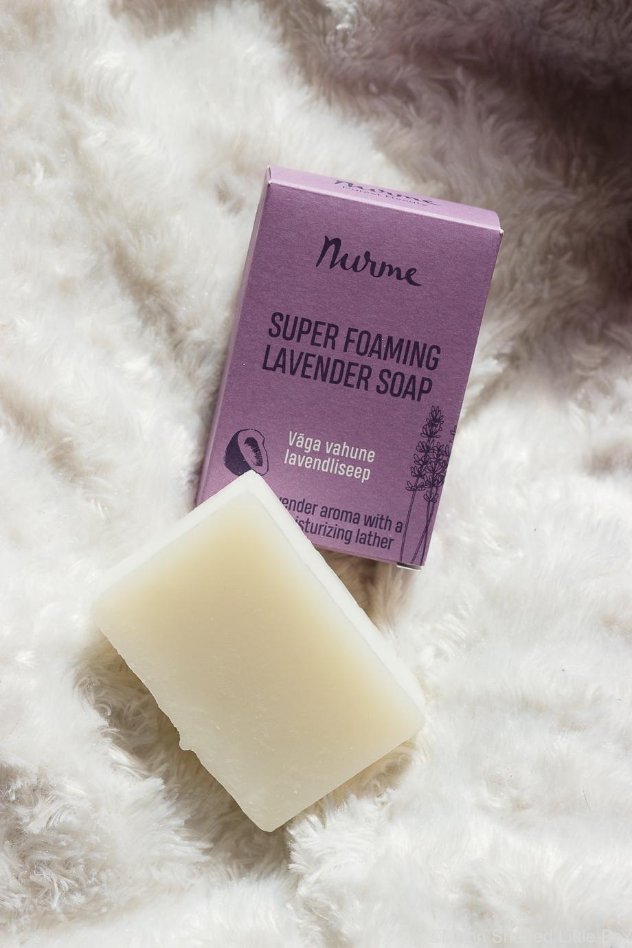 Nurme-palasaippua-vartalolle-Super-Foaming-Lavender-Soap-2