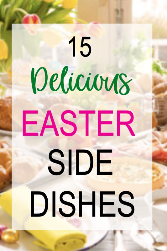 15 Delicious Easter Side Dishes